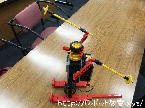 自由にアレンジ・改造したロボット