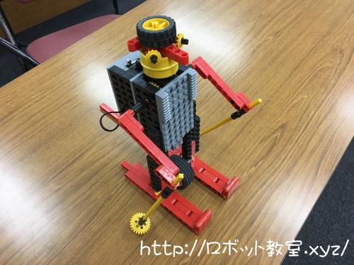 女の子にも人気のロボット教室