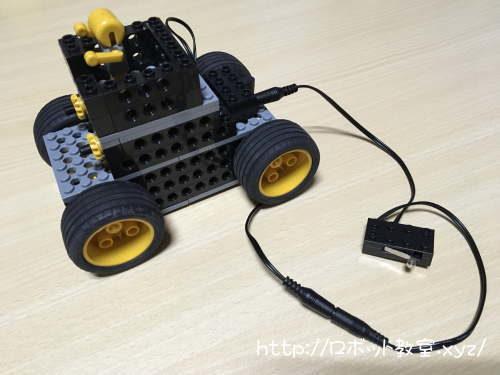 ヒューマンアカデミーロボット教室のロボット