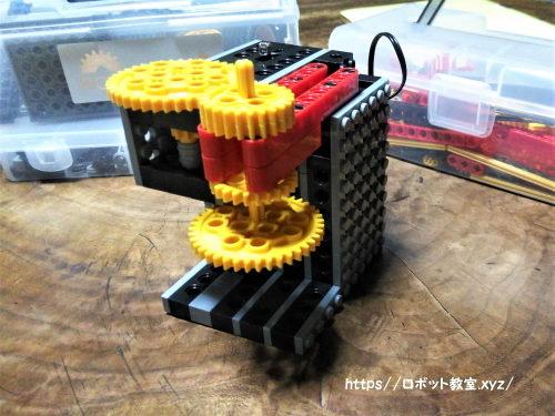 ヒューマンアカデミーロボット教室ベーシックコースのロボット
