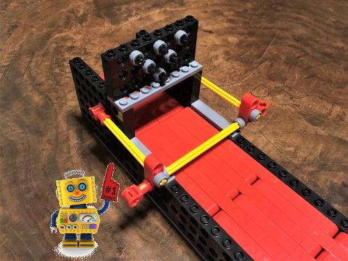 ボウリングロボットを作った