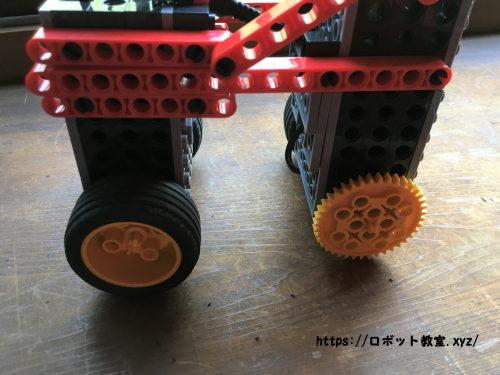 ロボット教室の教材・ブロック・パーツ