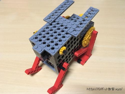 ウサギ型ロボット「ロビット」