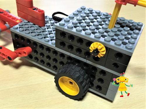 ヒューマンアカデミーロボット教室に通学中の小学生の感想